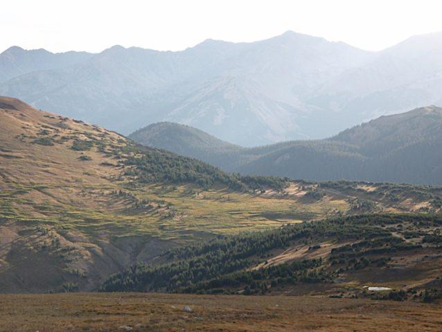 コロラドの高地。Photo: localcrew