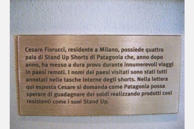 Photo: Cesare Fiorucci 提供