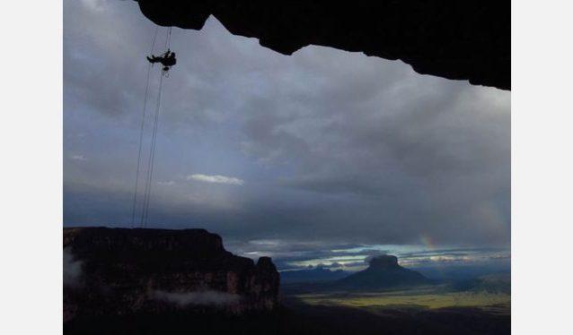 マリア・ロサからの険しい眺め。Photo:Xpedition.be