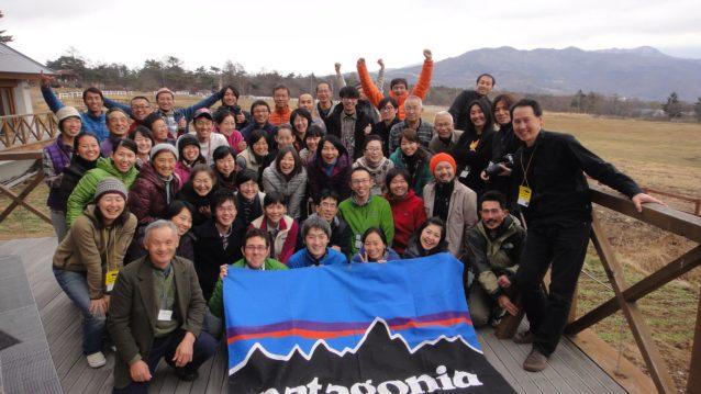 第3回ツール会議参加者。写真:佐藤光夫