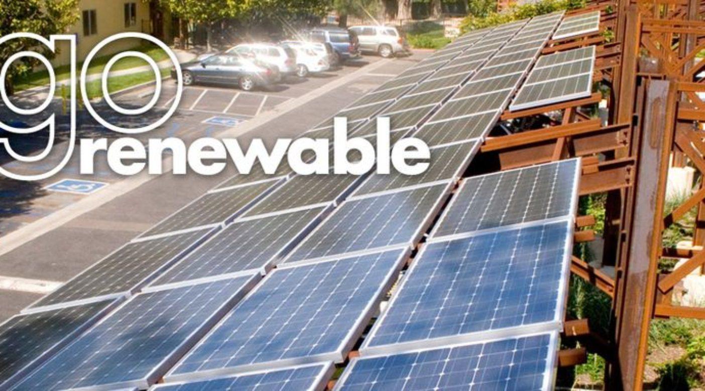 Go Renewable 2013 : 日本の未来のために、再生可能エネルギーについて学び、正しい情報のもと、あらたな一歩を踏み出しましょう