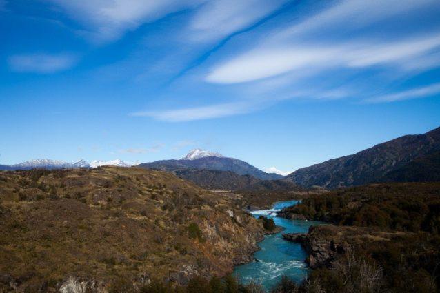 チリ領パタゴニアのバケル川。写真:ジェームス・Q・マーティン
