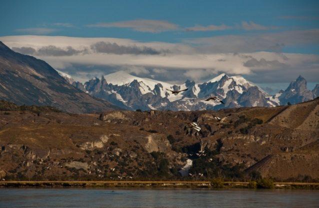 「それは今まで私が経験したことのなかったような場所」チリ領パタゴニア。Photo:James Q Martin