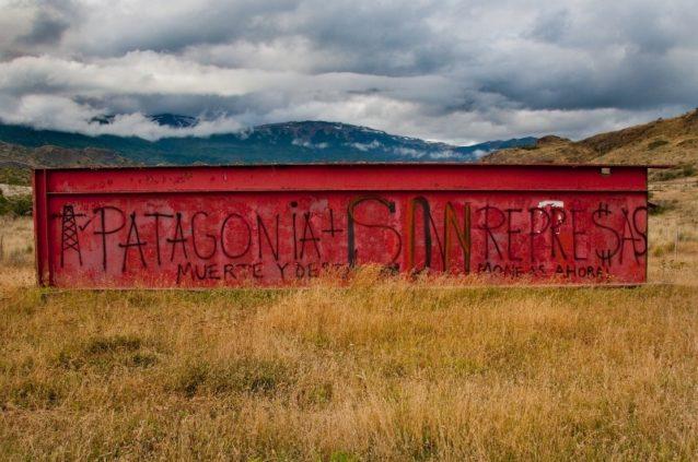 「Patagonia Sin Represas—パタゴニアにダムはいらない」Photo:James Q Martin