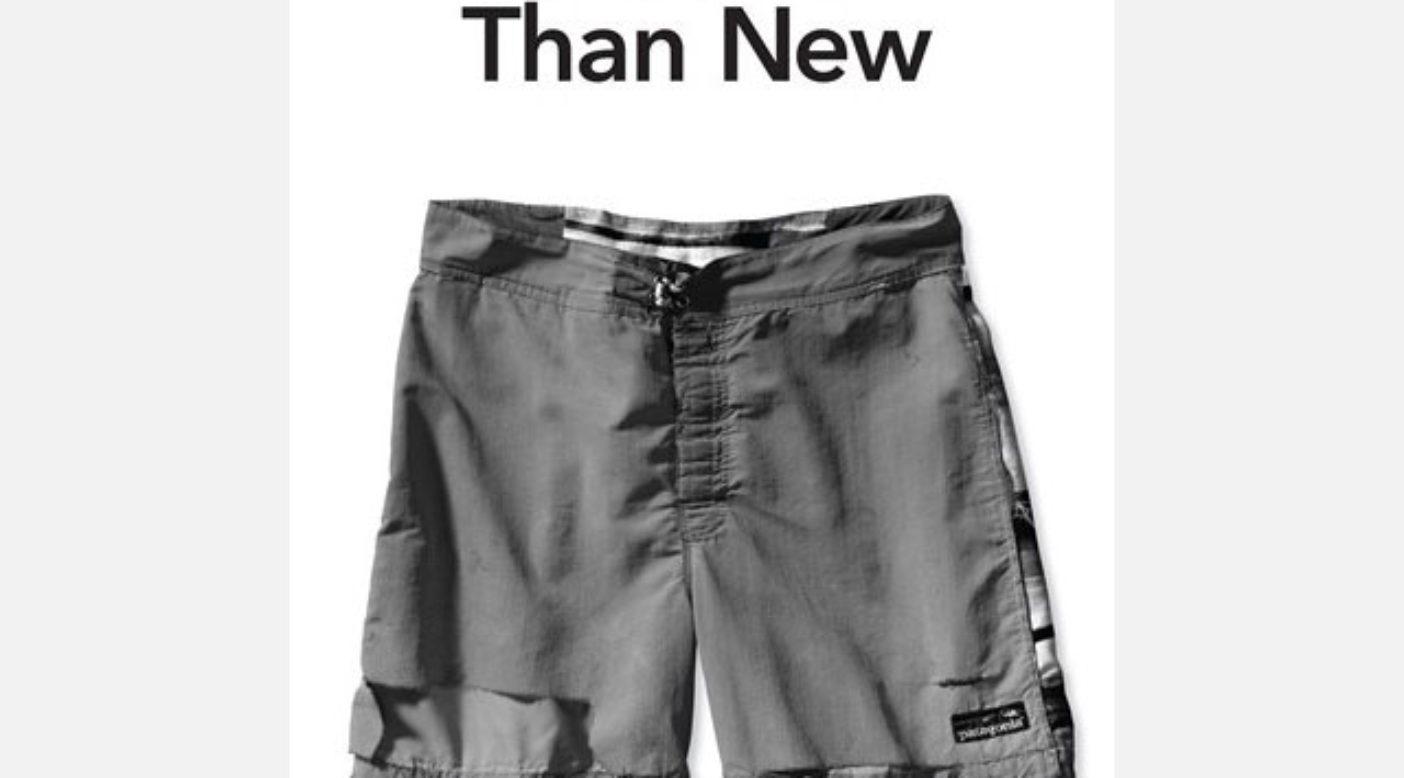 Better Than New (新品よりもずっといい):「ファッション・ウィーク」中の『ニューヨーク・タイムズ』紙