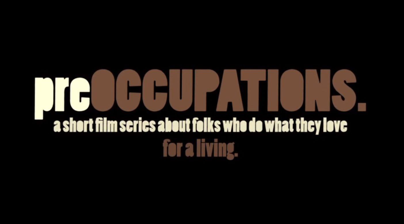 夢中にさせるもの:愛することを仕事にしている人びとを特集した短編映画シリーズ