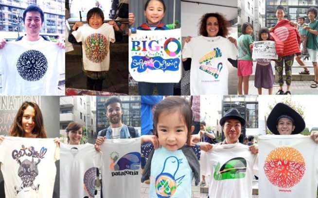 Get Small or Get Out :ライブスクリーンプリントグループ「Big O project」の旅
