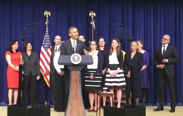子どもは私たちの最高の製品:ホワイトハウスの「勤労者世帯のための変革の推進者」に参加する