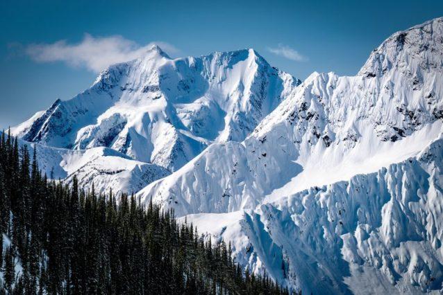 ジャンボ・バレー。カナダ、ブリティッシュ・コロンビア州パーセル山脈 Photo: Garrett Grove
