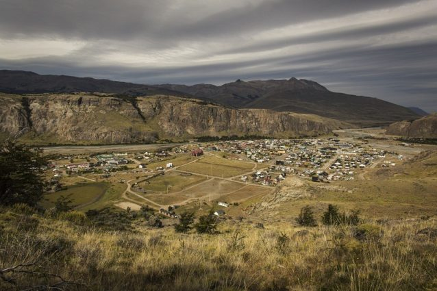 2013年のエル・チャルテン。アルゼンチン領パタゴニア Photo:Mikey Schaefer