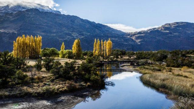 トンプキンスの基金は次の2年間に百万エーカー以上をチリに寄附する計画だ。Photo: Linde Waidhofer