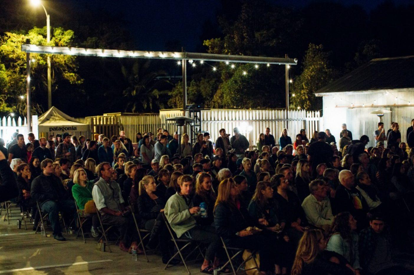 この特別なイベントとFacebookライブの討論会に参加してくれた皆さんに感謝。Photo: Kyle Sparks
