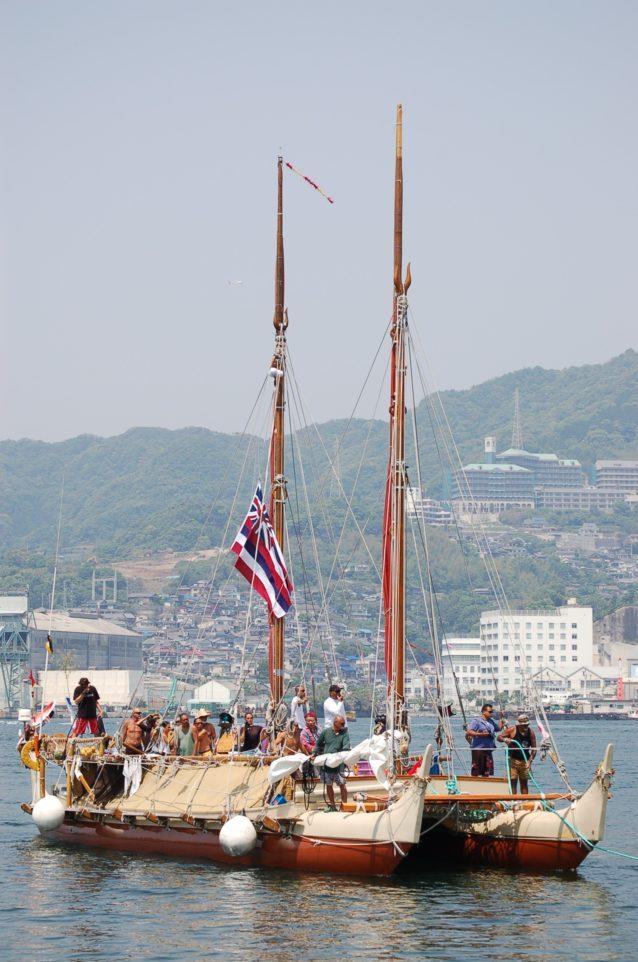 2007年にホクレアが日本にやって来て、今年でちょうど10年になる。