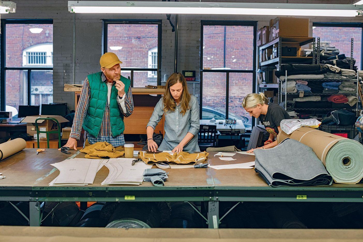 シャツから土へ:パタゴニアのデザイン理念に関する考え