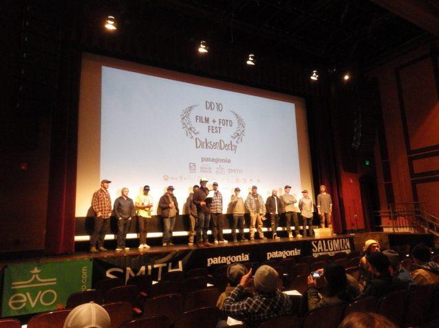 今回は映画館での上映だったので、自分が出演する作品が映画館で流れるのは最高に気持ちよかった。