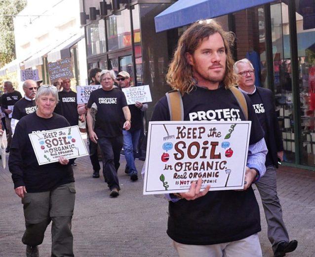 全写真提供:Keep the Soil in Organic