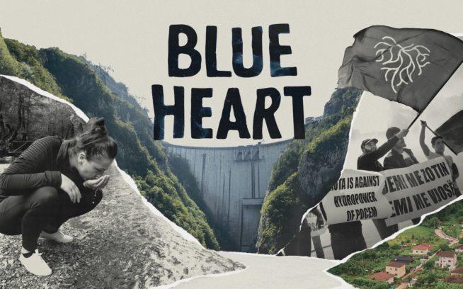 ブルー・ハート:ヨーロッパ最後の原生河川のための闘い