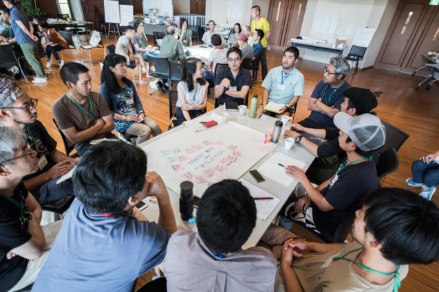 第6回草の根活動家のためのツール会議:気候変動編