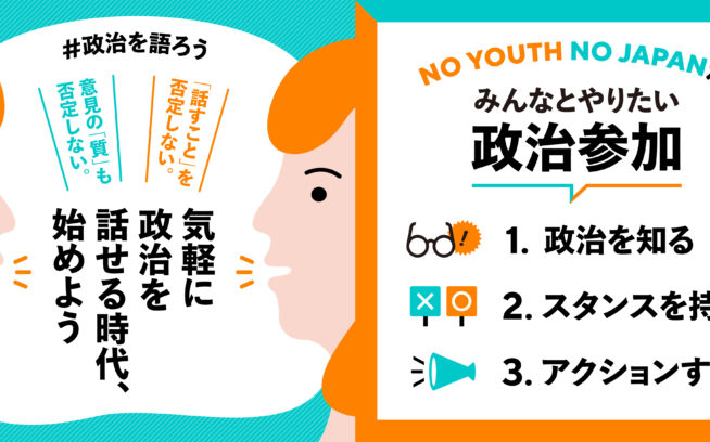 提供:NO YOUTH NO JAPAN