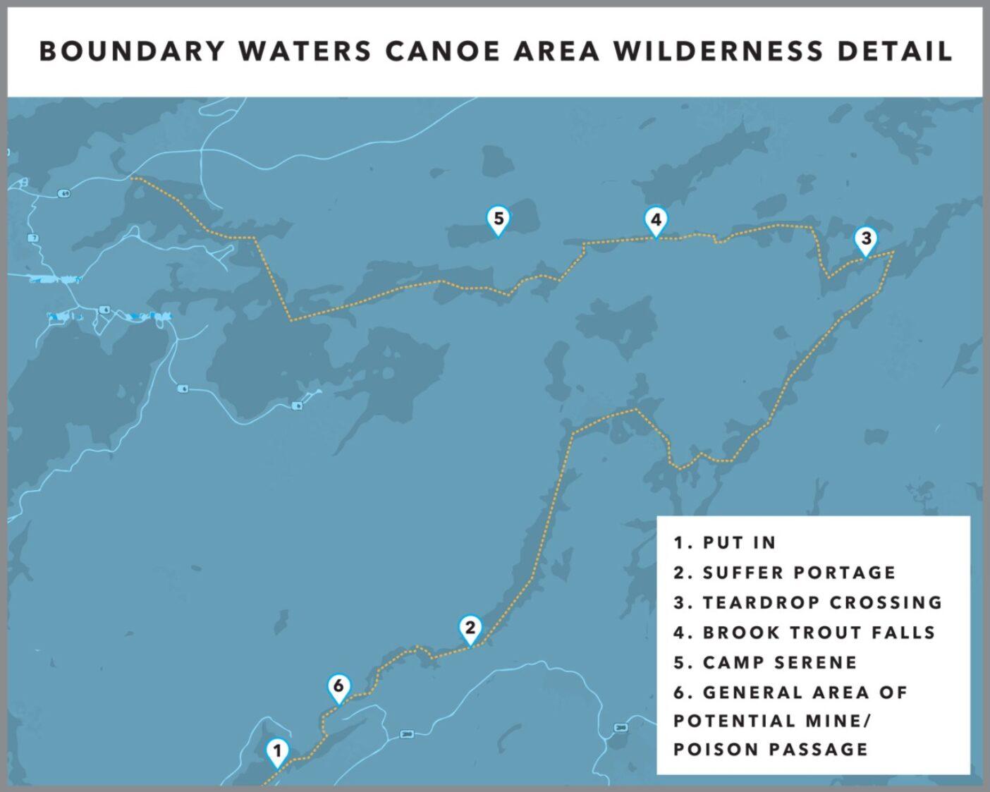バウンダリー・ウォーターズ・カヌー・エリア・ウィルダネスはアメリカとカナダの国境に沿って240キロにわたって広がり、百万エーカー以上を包囲する。それは魚に夢中の著者が生涯探索してもしきれないほど大きな領域だ。ナサニエル・リバーホース・ナカダテはカヌーとフライロッドと日記以外はほとんど携帯せずに、地図上のいくつかの魔法の場所をなんとか経験することができた。