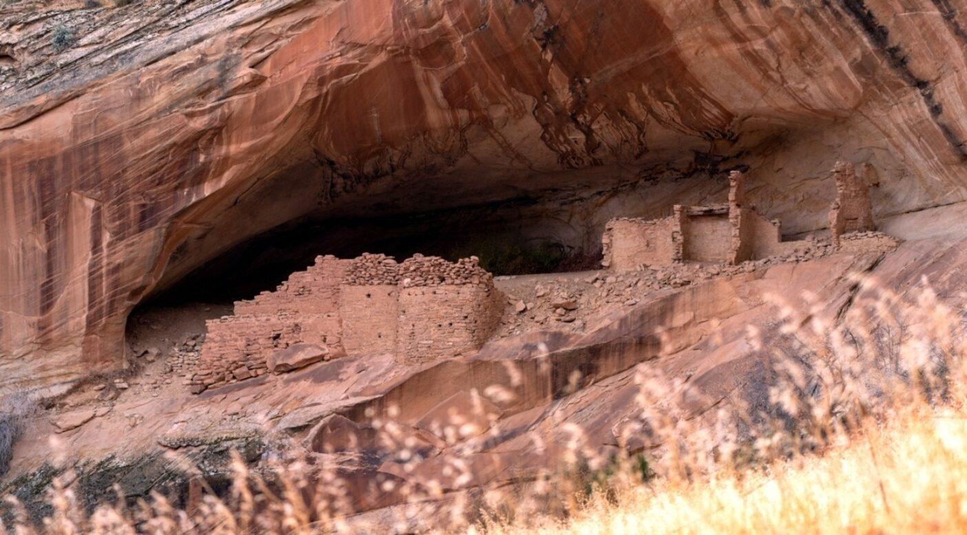 「この文化的情報はすべての先住民にとって重要だ。だから部族は互いの違いは脇において協力するんだ。この情報が失われてしまったら、二度と戻ってはこない」—アウグストゥス ズニ族の長老セオウテワ。ユタ州ベアーズ・イヤーズ国定記念物 Photo:Michael A. Estrada