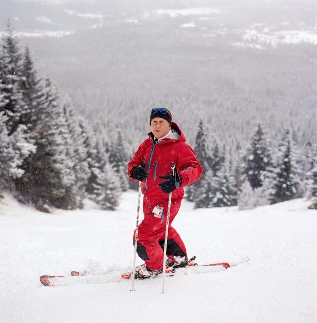 ロッド・フーパーの息子フィル・フーパーは、スキー場に対する父の熱意を受け継ぎ、現在ワピティ・スキークラブの会長を務める。Photo: Kari Medig