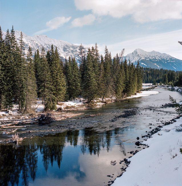 魚がいない川なんて、川と呼べるのだろうか。エルク・リバーは古来からクトゥナハ・ネーションの領土であるクキン・アマキス(「カラスの地」)を流れ、ブリティッシュ・コロンビア州エルクフォードにたどり着く。世界級のフライフィッシングで有名だったエルク・リバーは、現在では不健康なレベルのセレン含有量でも知られている。セレンは近隣の炭鉱の操業に直接結びつくもので、魚の生息数を崩壊状態にまで追い込んだ。Photo: Kari Medig