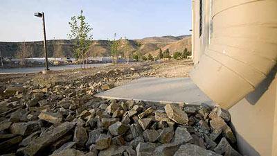 雨水の排水管理: リノ