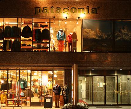 パタゴニア 大阪